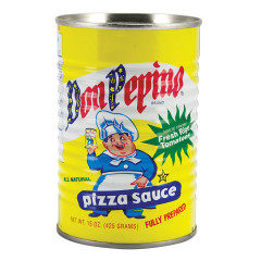 DON PEPINO PIZZA SAUCE 15 OZ CAN