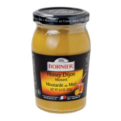 BORNIER HONEY DIJON MUSTARD 8.3 OZ JAR