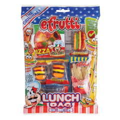 EFRUTTI GUMMY LUNCH BAG 2.7 OZ