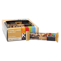 KIND CARAMEL ALMOND AND SEA SALT 1.4 OZ BAR