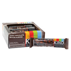 KIND DARK CHOCOLATE MOCHA ALMOND 1.4 OZ BAR