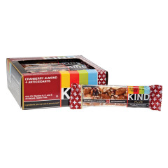 KIND PLUS CRANBERRY ALMOND 1.4 OZ BAR