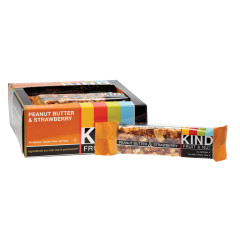 KIND PEANUT BUTTER AND STRAWBERRY 1.4 OZ BAR