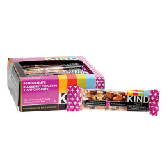 KIND POMEGRANATE BLUEBERRY PISTACHIO PLUS ANTIOXIDANTS 1.4 OZ BAR