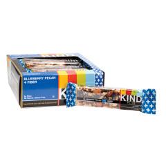 KIND BLUEBERRY PECAN PLUS FIBER 1.4 OZ BAR