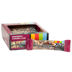 KIND RASPBERRY CASHEW AND CHIA 1.4 OZ BAR