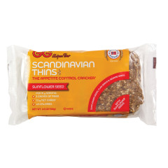 SCANDINAVIAN THINS SUNFLOWER SEED 3.5 OZ