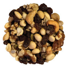 NASSAU CANDY RAISIN NUT MIX