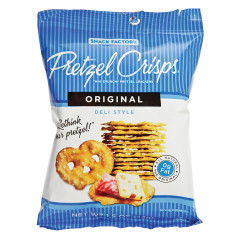 PRETZEL CRISPS ORIGINAL 1.5 OZ BAG