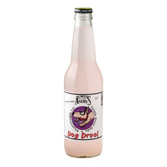 AVERY'S DOG DROOL ORANGE LEMON SODA 12 OZ BOTTLE