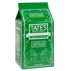 TATE'S CHOCOLATE CHIP COOKIES 7 OZ BOX