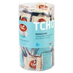 TCHO MOKACCINO MILK CHOCOLATE COFFEE 0.28 OZ SQUARES *SF DC ONLY*
