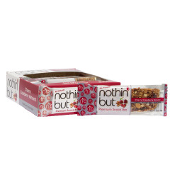NOTHIN' BUT CHERRY CRANBERRY ALMOND 1.4 OZ SNACK BAR