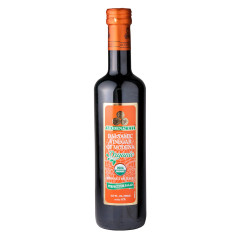 MODENACETI ORGANIC BALSAMIC VINEGAR OF MODENA 16.9 OZ BOTTLE