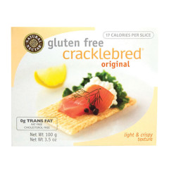 NATURAL NECTAR ORIGINAL CRACKLEBRED 3.5 OZ BOX