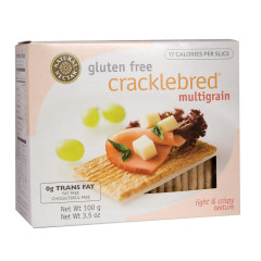 NATURAL NECTAR MULTIGRAIN CRACKLEBRED 3.5 OZ BOX