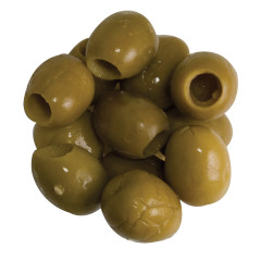 CASTELLA COLOSSAL CALIFORNIA SICILIAN PITTED OLIVES TUB