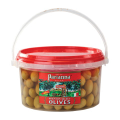PARTANNA GIARRAFFA OLIVES 4.4 LB TUB