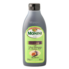 MONINI FIG FLAVORED BALSAMIC GLAZE 8.8 OZ BOTTLE