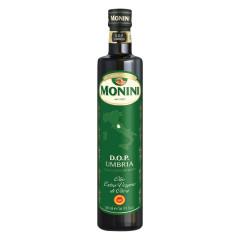 MONINI DOP UMBRIA EXTRA VIRGIN OLIVE OIL 16.9 OZ BOTTLE