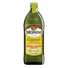 MONINI EXTRA VIRGIN OLIVE OIL 33.8 OZ BOTTLE