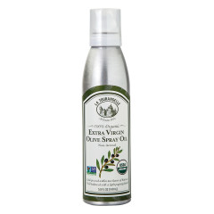LA TOURANGELLE ORGANIC EXTRA VIRGIN OLIVE OIL 5 OZ SPRAY CAN