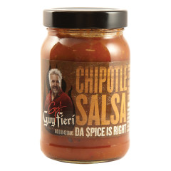 GUY FIERI CHIPOTLE SALSA 16 OZ JAR