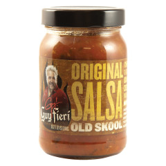 GUY FIERI ORIGINAL SALSA 16 OZ JAR