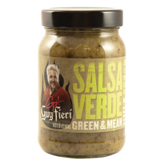 GUY FIERI SALSA VERDE 16 OZ JAR