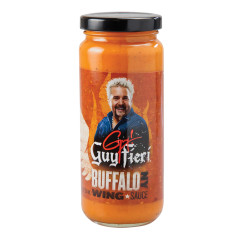 GUY FIERI BUFFALO NY WING SAUCE 12 OZ JAR