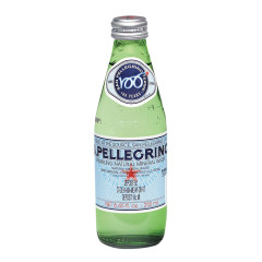 SAN PELLEGRINO SPARKLING WATER 8.45 OZ BOTTLE