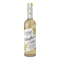 BELVOIR ELDERFLOWER CORDIAL 16.9 OZ BOTTLE