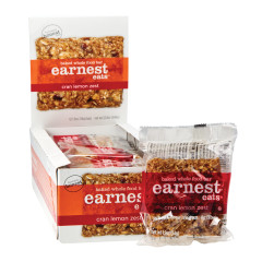EARNEST EATS CRAN LEMON ZEST BAR 1.94 OZ
