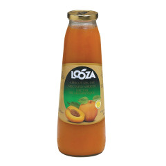 LOOZA APRICOT NECTAR 33.8 OZ BOTTLE
