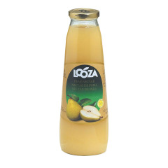 LOOZA PEAR NECTAR 33.8 OZ BOTTLE