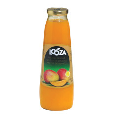 LOOZA MANGO NECTAR 33. 8 OZ BOTTLE