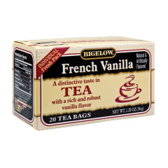 BIGELOW FRENCH VANILLA TEA 20 CT BOX