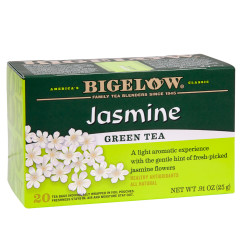 BIGELOW JASMINE GREEN TEA 20 CT BOX