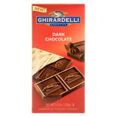 GHIRARDELLI PRESTIGE DARK CHOCOLATE 3.5 OZ BAR