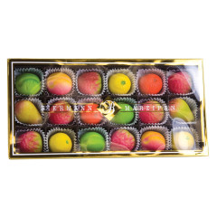 BIERMANN MARZIPAN 8 OZ BOX