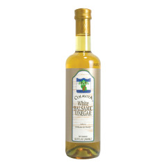 COLAVITA WHITE BALSAMIC VINEGAR 17 OZ BOTTLE