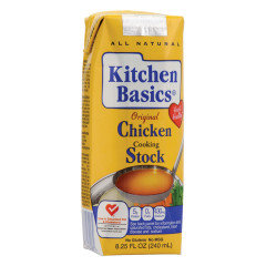 KITCHEN BASICS ORIGINAL CHICKEN STOCK 8.25 OZ