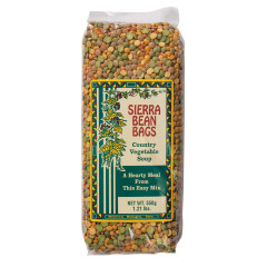 SIERRA SOUPS COUNTRY VEGETABLE 1.21 LB BAG