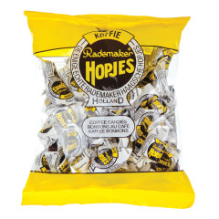 HOPJES COFFEE CANDY 7.05 OZ PEG BAG