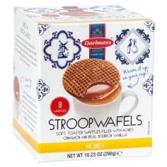 DAELMANS HONEY STROOPWAFELS 10.23 OZ BOX