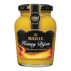 MAILLE HONEY DIJON MUSTARD 8 OZ JAR