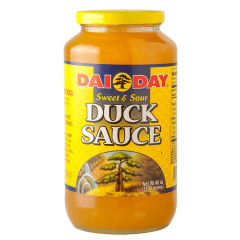 DAI DAY SWEET AND SOUR DUCK SAUCE 40 OZ JAR
