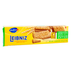 BAHLSEN LEIBNIZ WHOLE WHEAT BISCUIT 7 OZ