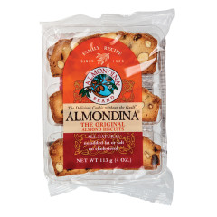 ALMONDINA ORIGINAL 4 OZ BAG