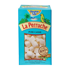 LA PERRUCHE WHITE SUGAR CUBES 26.5 OZ BOX